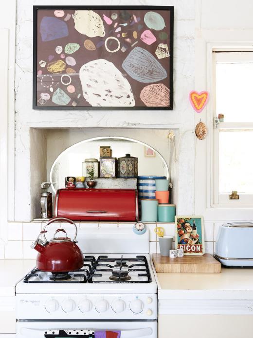 kitchen old