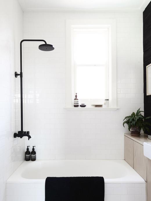 bathroom small & simple
