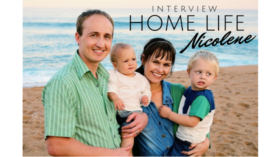Interview – Nicolene van derLinde